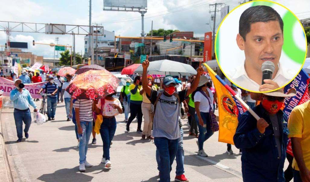Colombia emberracada