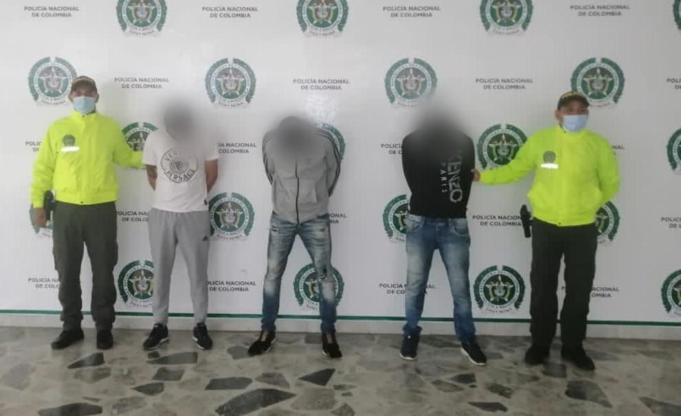 Desarticulan dos bandas delincuenciales en Ibagué