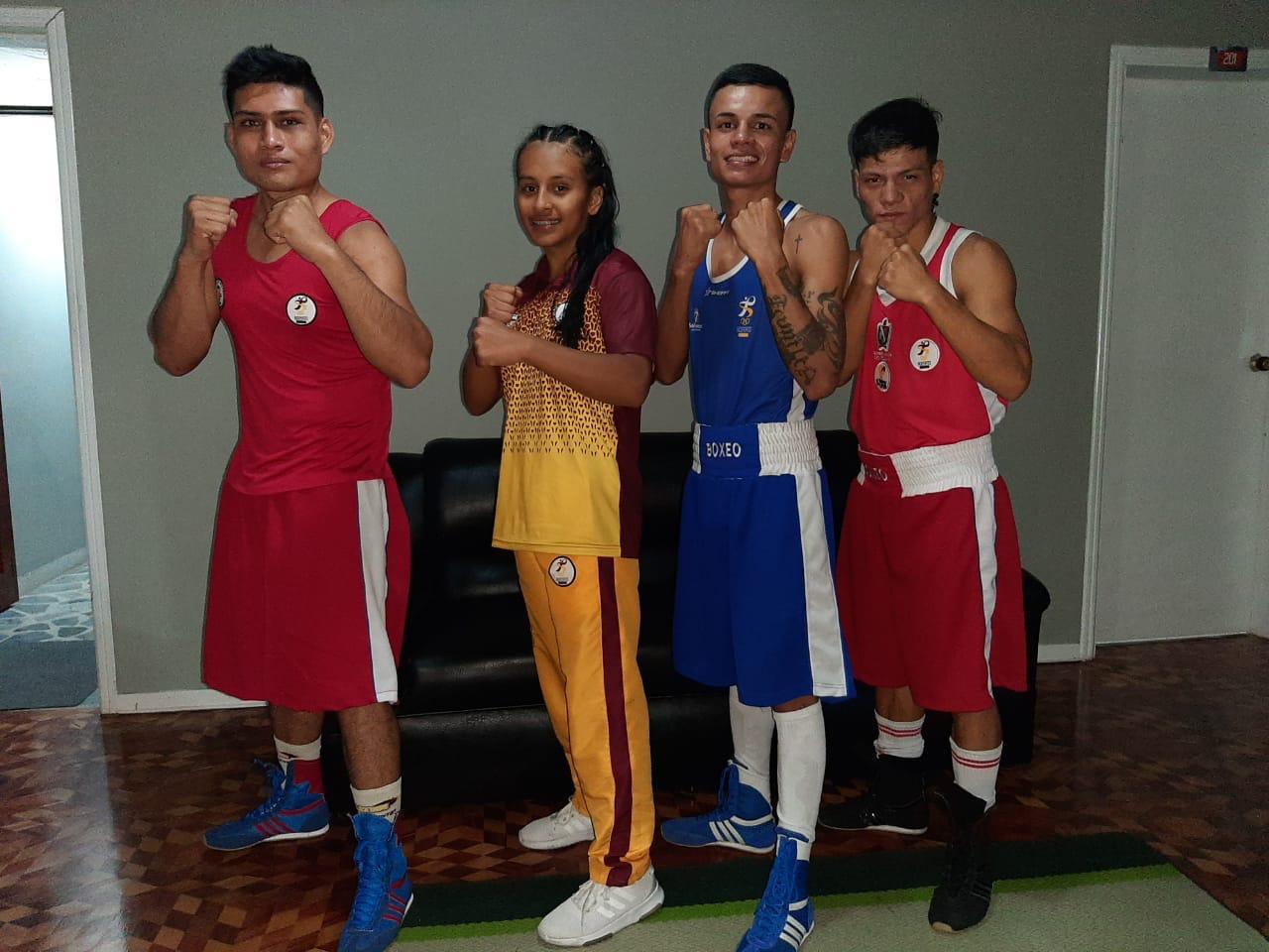 Buena cosecha de medallas para el Tolima en torneo nacional de boxeo en Pasto