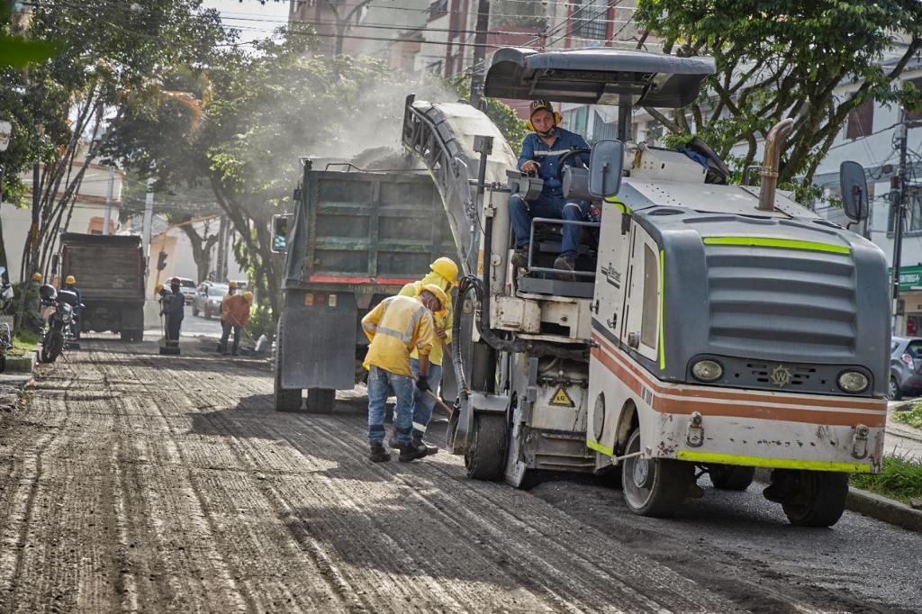 Más de $3.000 millones invertirá la Alcaldía de Ibagué en insumos para intervención de 117 cuadras