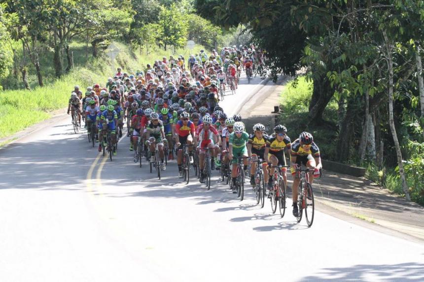 Atentos a los cierres de vías este lunes por llegada de la Vuelta a Colombia