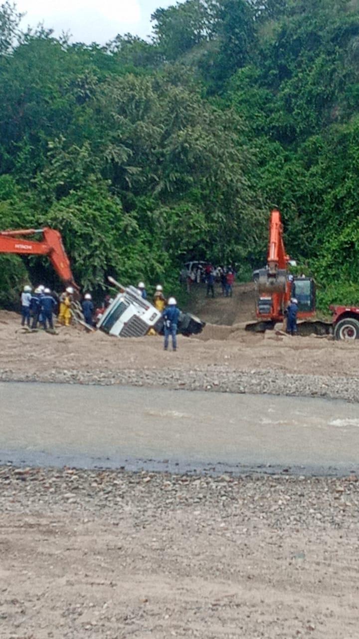 Municipios del Tolima registraron deslizamientos este fin de semana por tormentas eléctricas