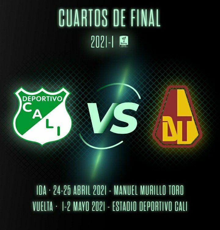 Así se jugarán las finales del fútbol profesional colombiano
