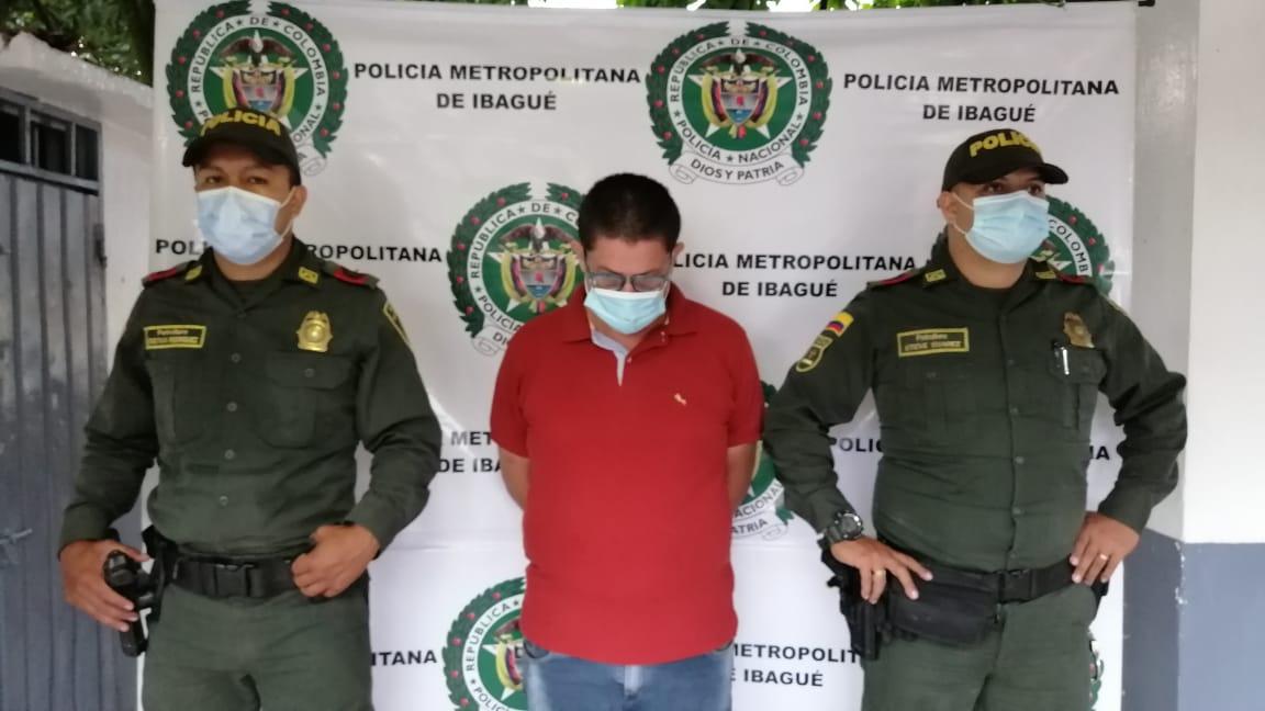 Jhonatan Fernando Álvarez Rodríguez negó el crimen de su ex compañera sentimental en el Palermo