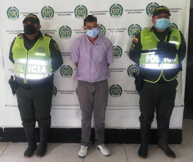 En menos de 15 días hombre fue capturado dos veces por diferentes delitos