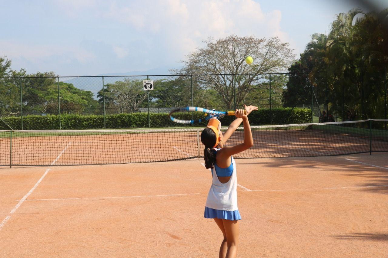 Récord: Con más de 80 participantes empezó el Campeonato Nacional de Tenis G4 en Ibagué