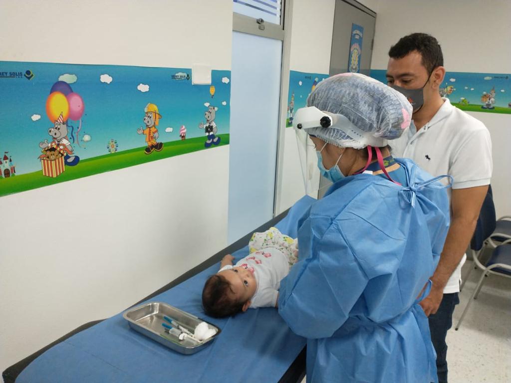 Ibagué dispondrá 20 puntos de vacunación contra varias enfermedades