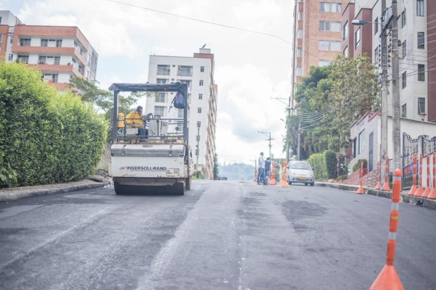 Más de $ 15.000 millones se invertirán en obras de mejoramiento vial en Ibagué
