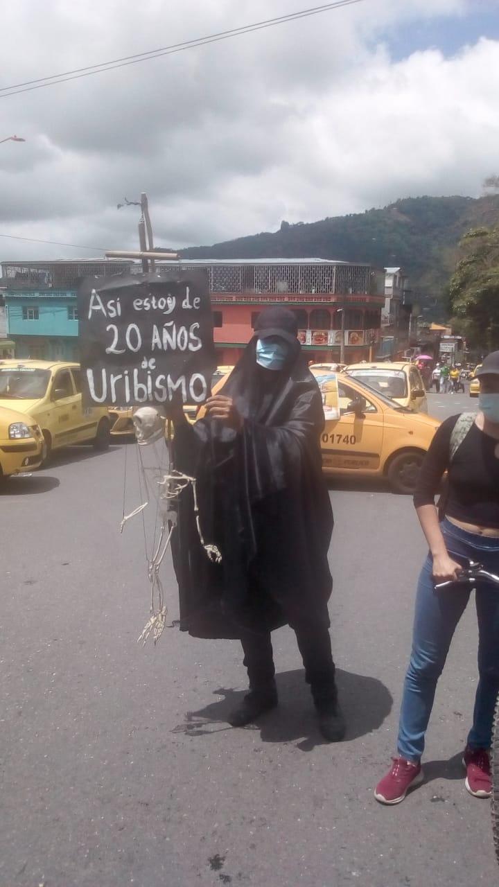 Autoridades atendieron dos hechos vandálicos durante protestas en Ibagué