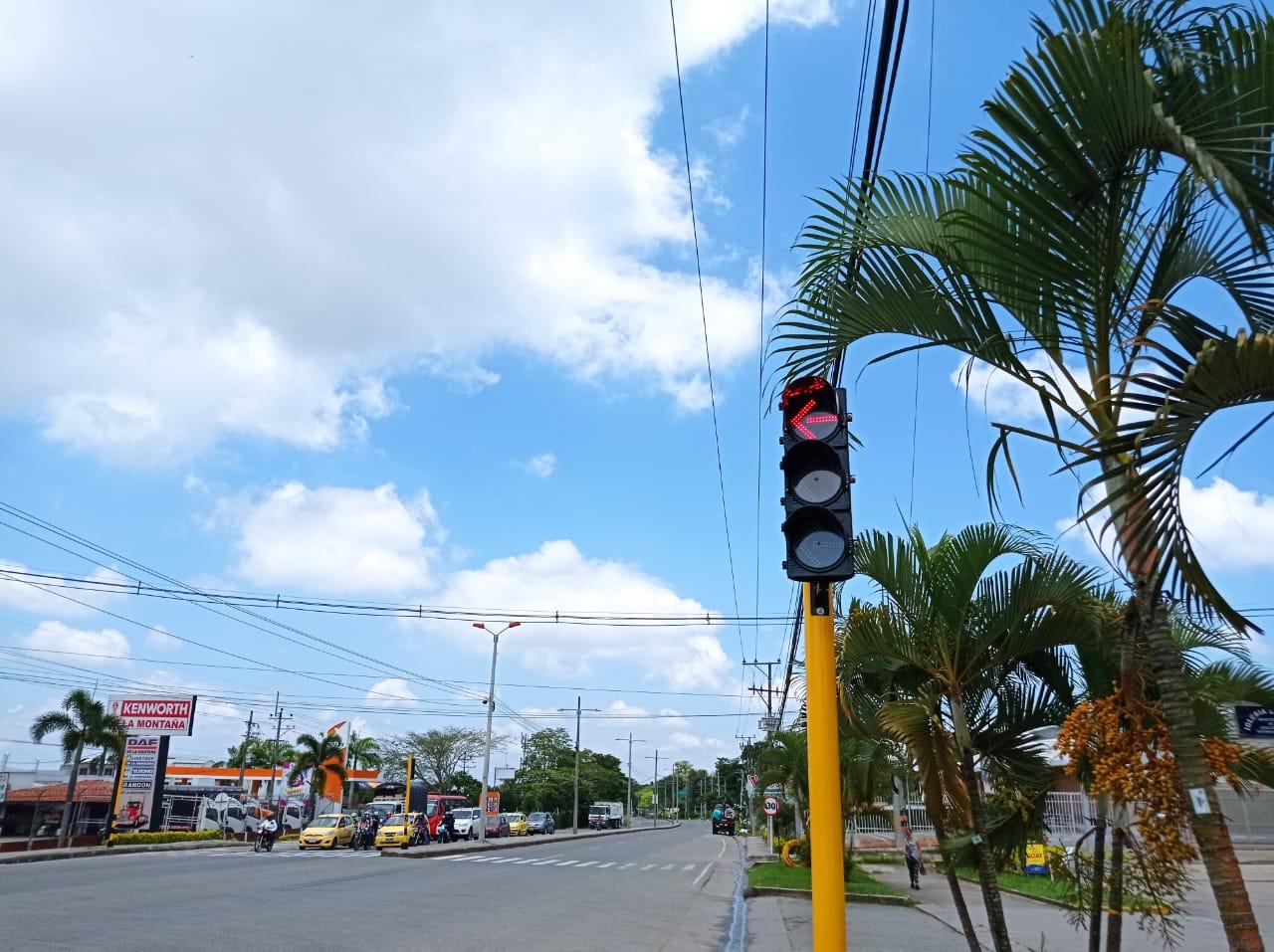 Autoridades mejoraron los tiempos de espera en algunos semáforos de Ibagué