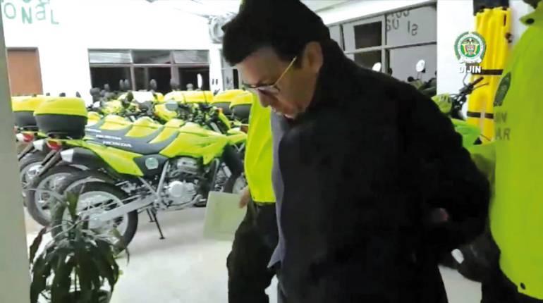 Nueva imputación de cargos contra Orlando Arciniegas por desfalco a los Juegos Nacionales de Ibagué