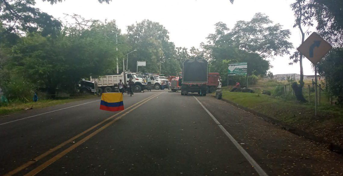 Estos son los cierres de este viernes en carreteras del Tolima