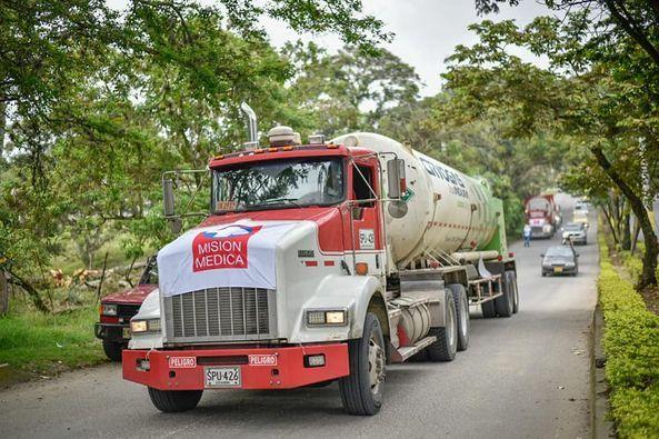 Sigue la alarma por desabastecimiento de oxígeno en Ibagué