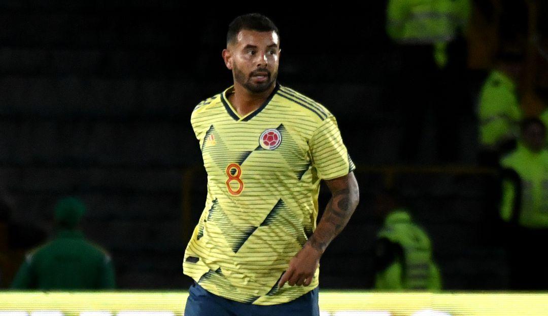 Edwin Cardona reemplazará a James Rodríguez en la Selección