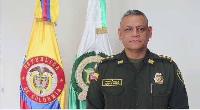 Policía Nacional lamentó el deceso de Santiago Murillo e inició investigación