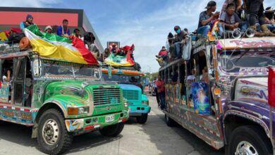 La Minga Indígena llega a Ibagué