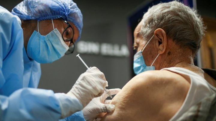A la fecha en Colombia se han aplicado 6,8 millones de dosis de vacunas contra el Covid