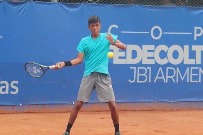 Johan Rodríguez embajador del talento 'Pijao' en Roland Garros y Wimbledon