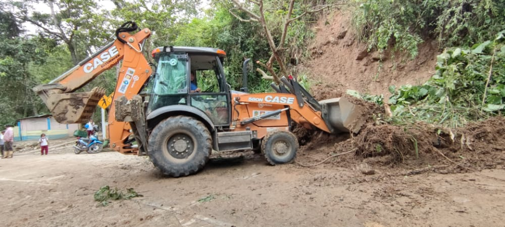 Autoridades atienden emergencias en el sector rural de Ibagué
