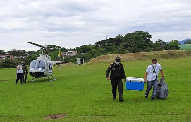 Más de 3400 vacunas fueron distribuidas en el departamento del Tolima