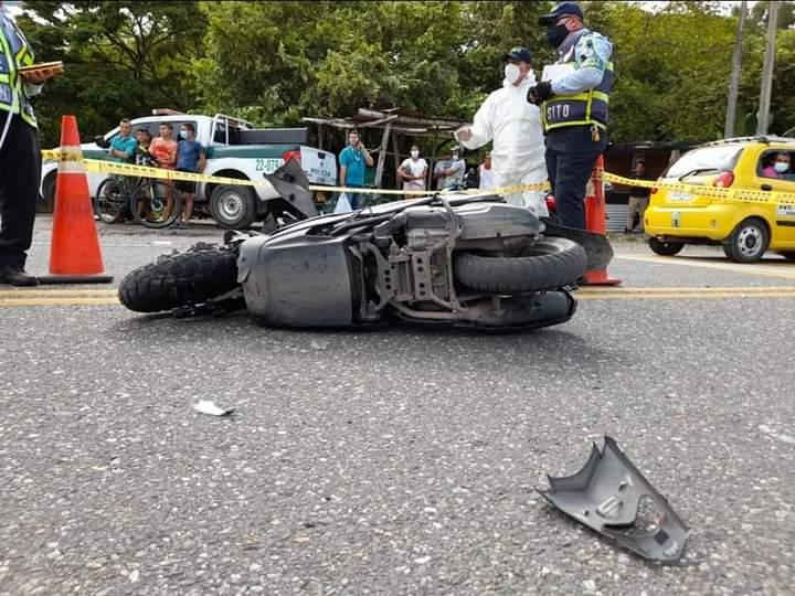 Un accidente frente al terminal de Honda cobra la vida de un empleado de la estación de servicio de Shangay