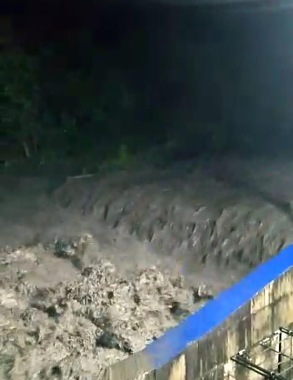 Intermitencia en el suministro de agua en Ibagué por fuertes lluvias