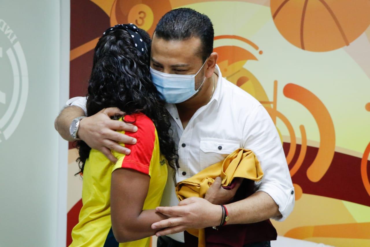 Ingrit Valencia viaja a Tokio representando los sueños de 1.200.000 tolimenses