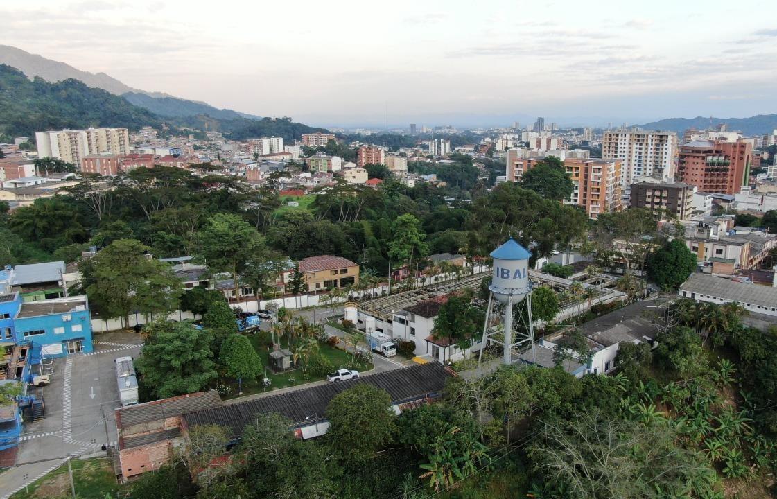 Avanza la compensación del sistema de acueducto de Ibagué