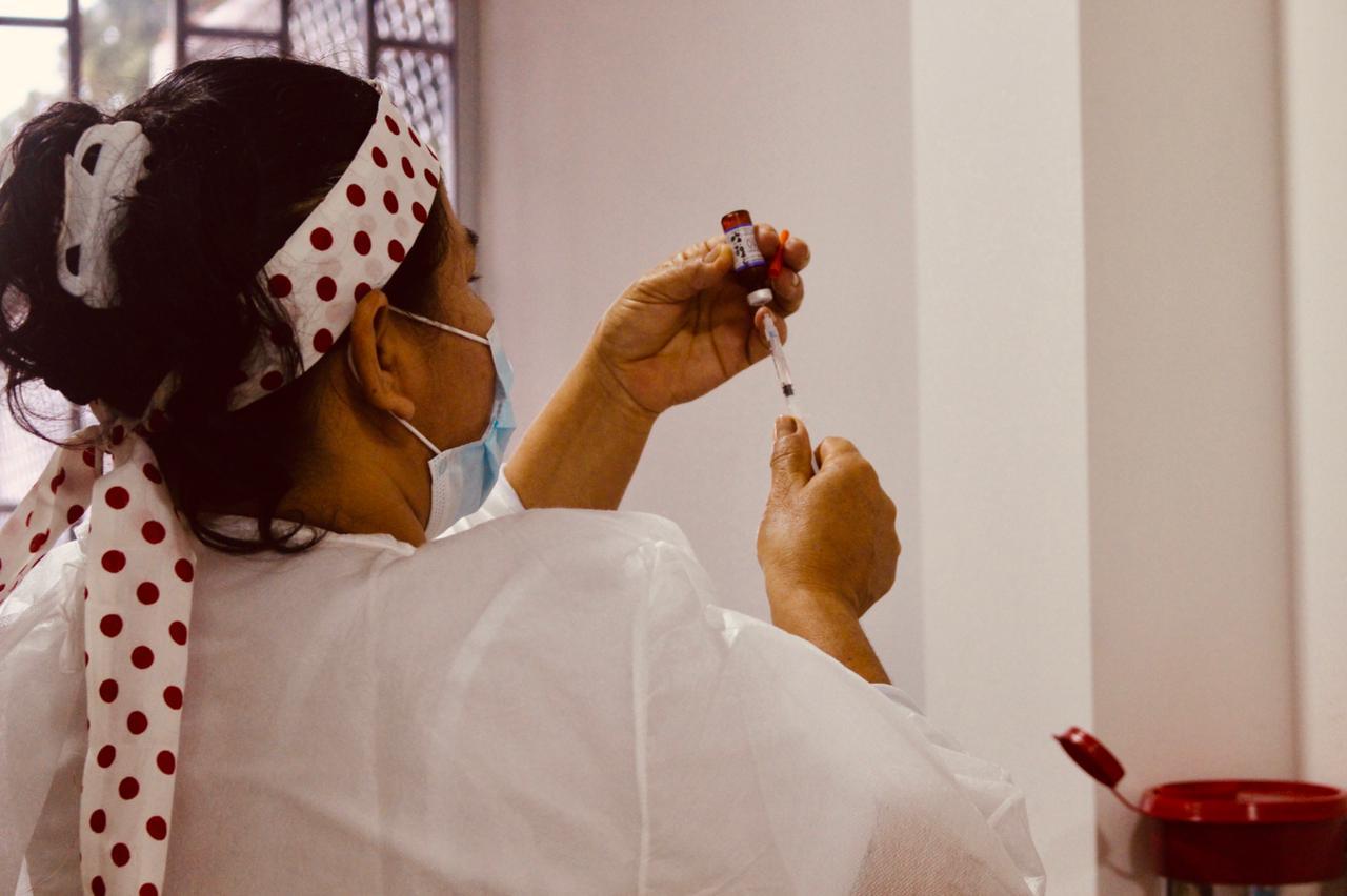 ¡Agéndese! Alcaldía de Ibagué tendrá jornada masiva de vacunación contra el sarampión y rubéola