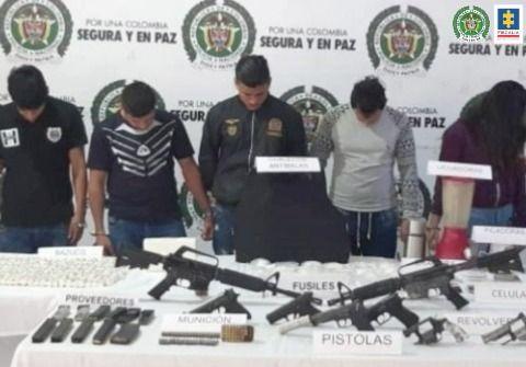 Condena de más de 5 años contra un hombre que admitió haber delinquido para la banda 'Los Paisas'