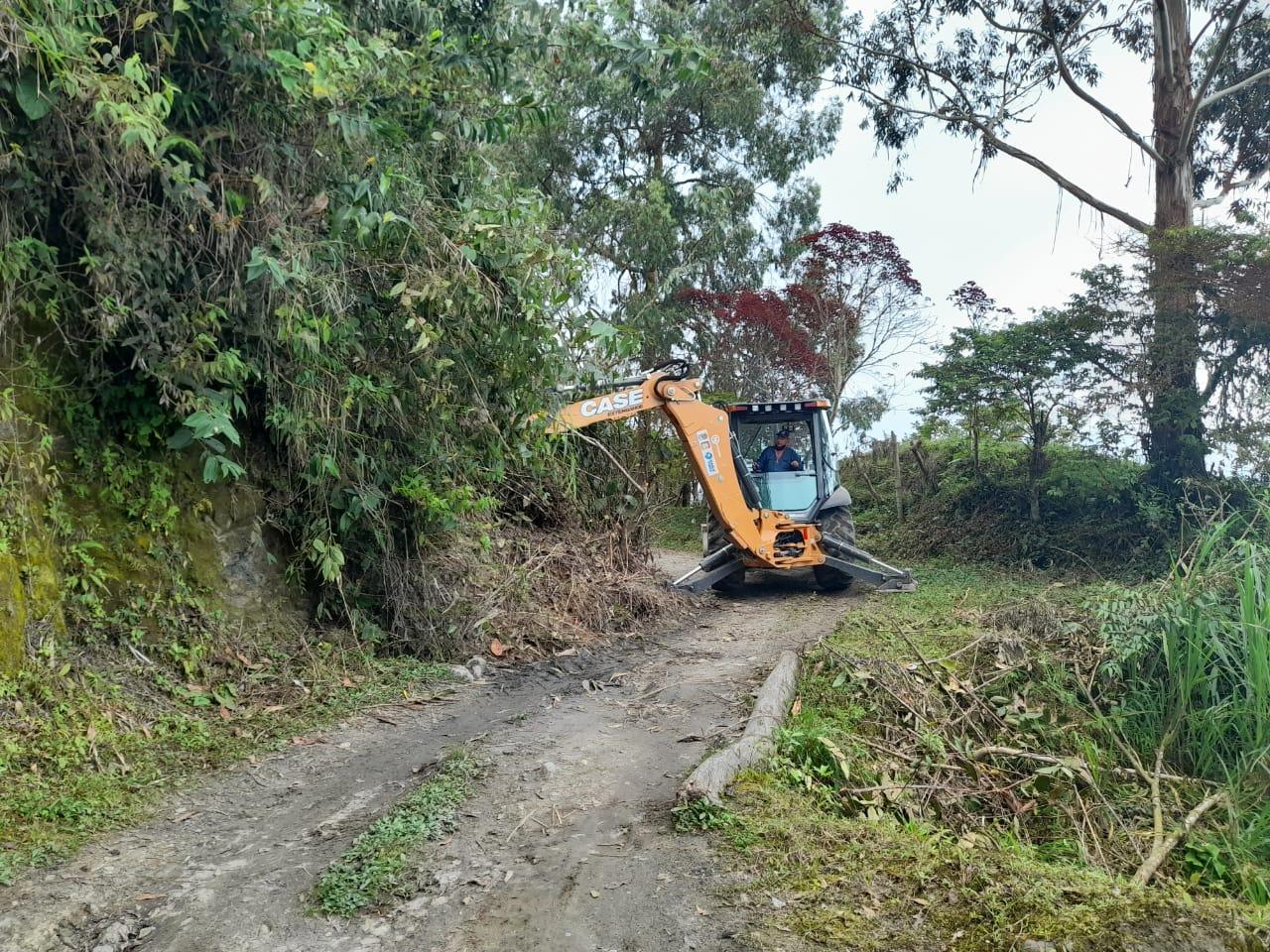 Más de cinco emergencias atiende la Alcaldía de Ibagué en el sector rural
