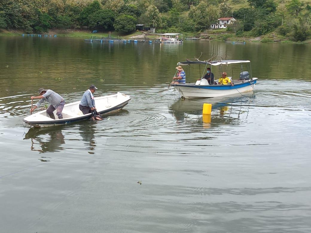 Naufragio de una embarcación en la iban contratistas de Celsia