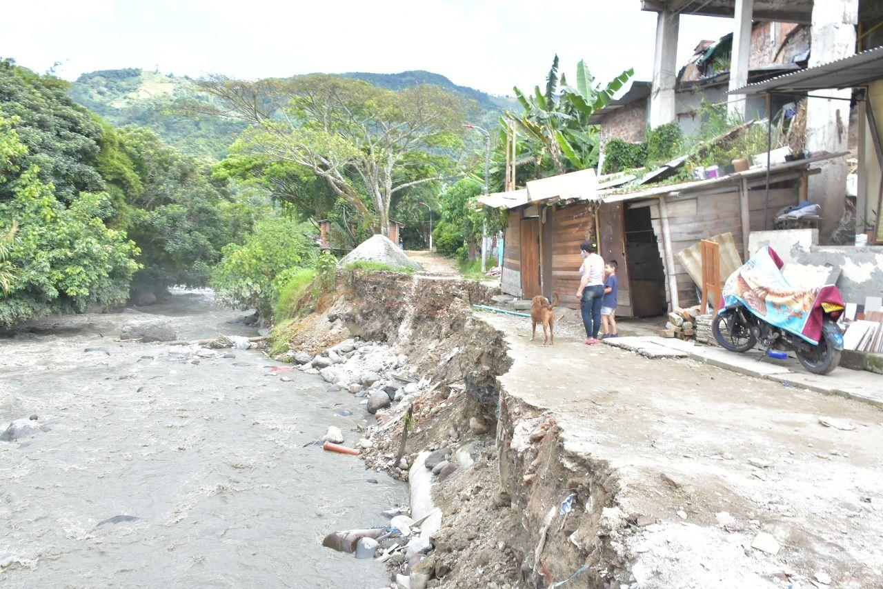 Conozca seis puntos críticos por afectaciones de lluvias en la capital tolimense