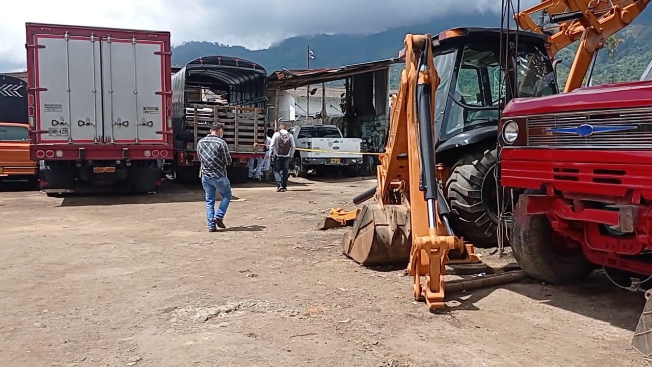 Asesinaron a 'Sol' un comerciante de autos en un taller del barrio Ricaurte de Ibagué