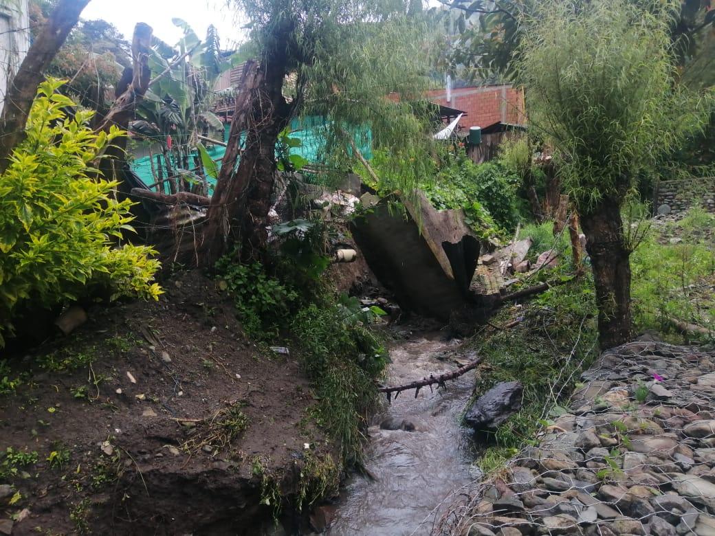 Fuertes lluvias ocasionan inundaciones en Cajamarca