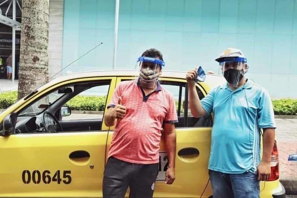 Ibagué será pionera a nivel nacional en vacunar a taxistas contra el Covid-19