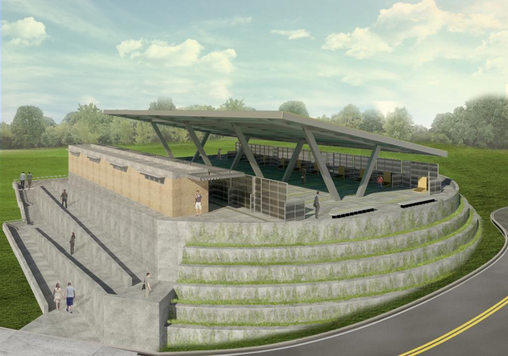 Adjudicaron obras del tejódromo en el Parque Deportivo