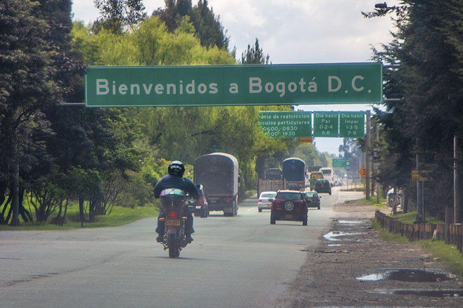 No hay bloqueos en vías de Cundinamarca este lunes
