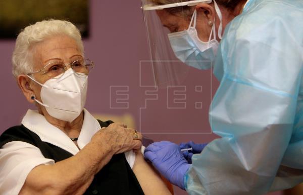 En el Tolima se han aplicado 246.515 dosis de la vacuna contra el Covid