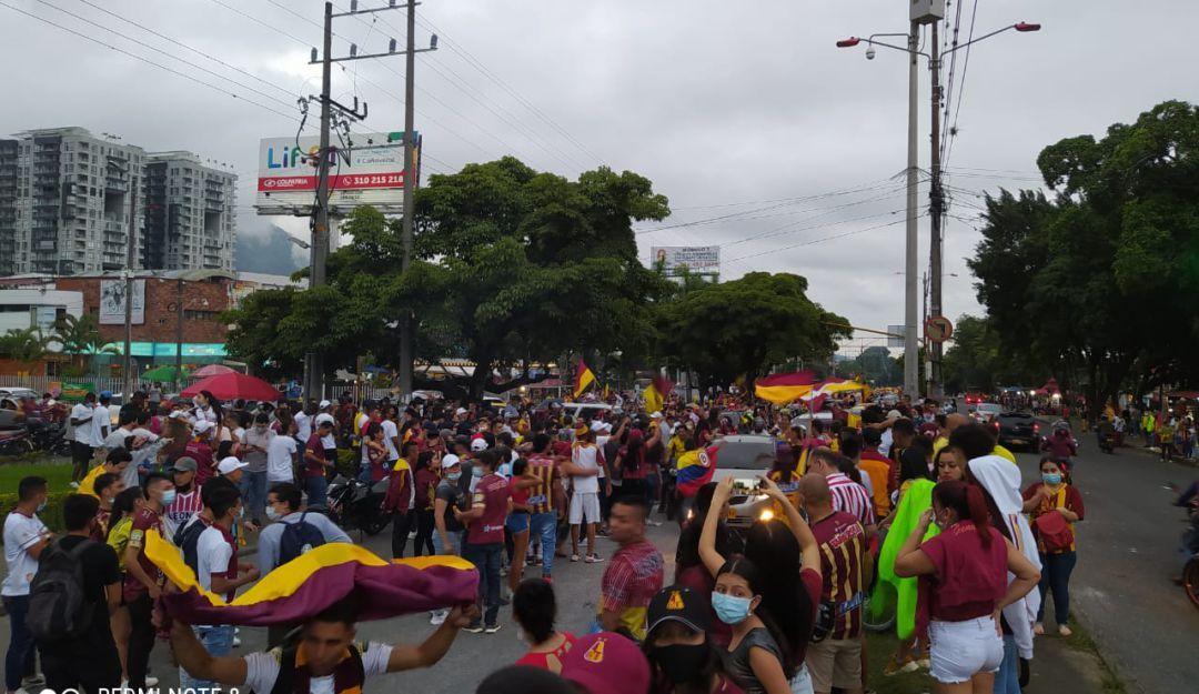 La celebración 'Pijao' se extendió hasta la madrugada