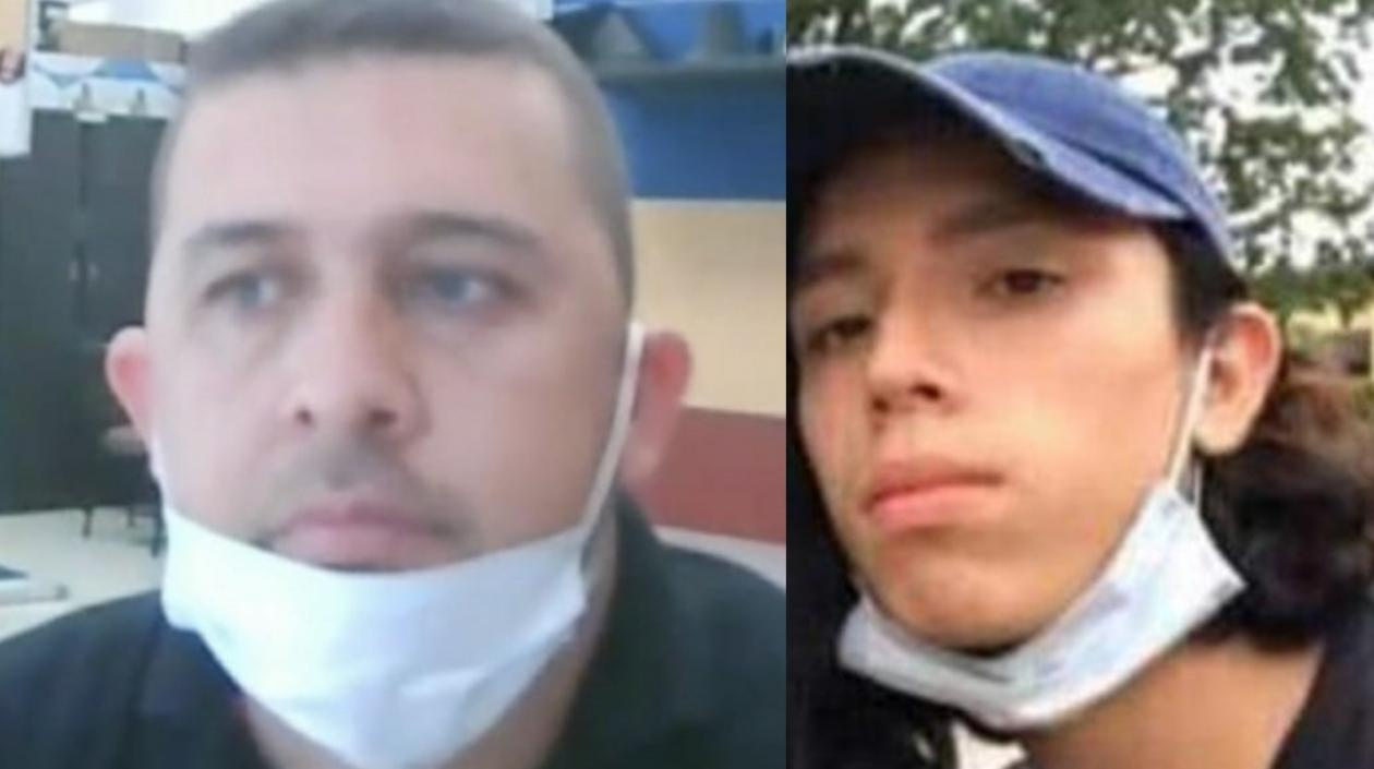A la cárcel el mayor de la Policía, Jorge Mario Molano, por el homicidio de Santiago Murillo