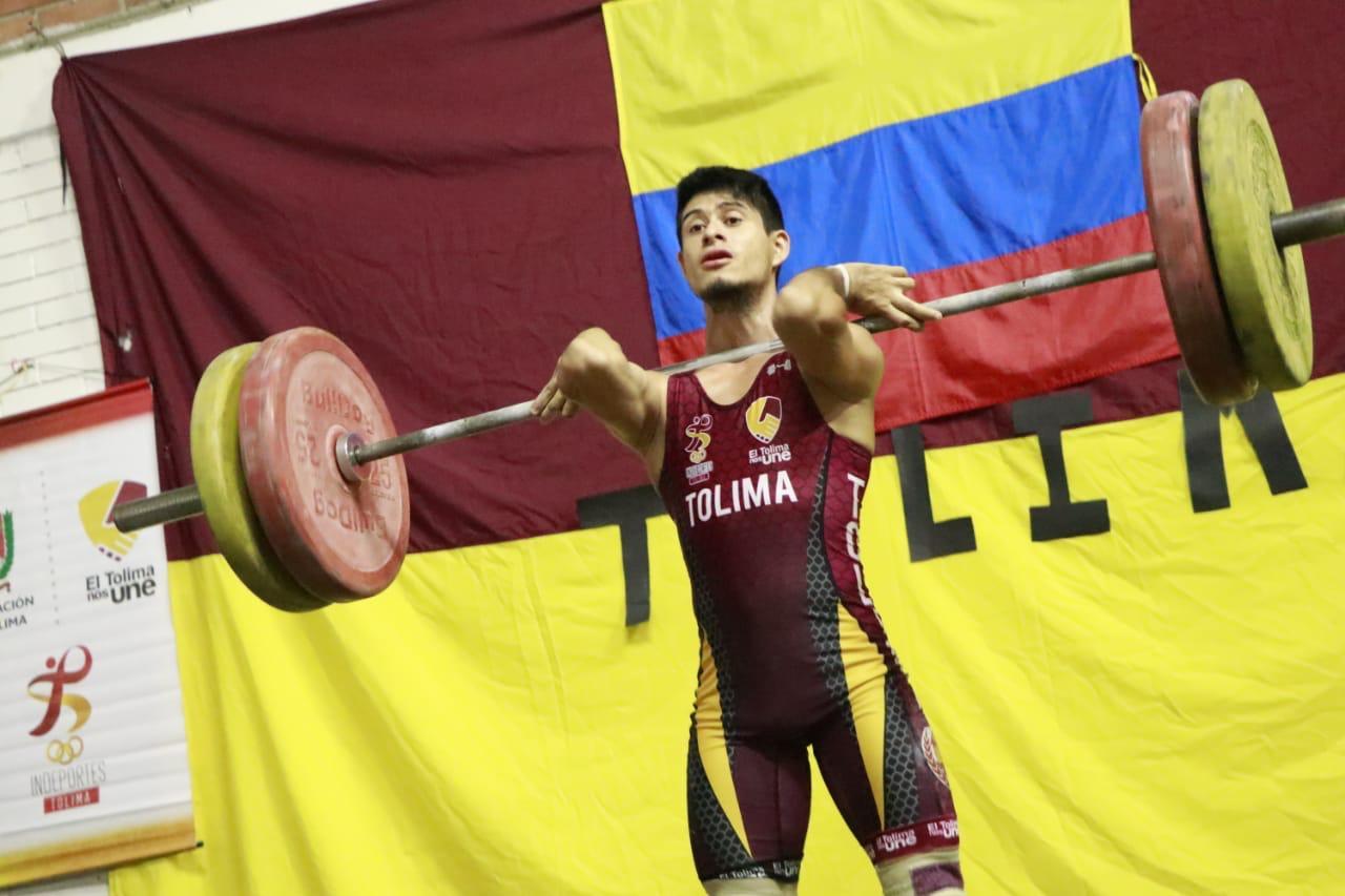 La élite colombiana de levantamiento de pesas estará en Ibagué