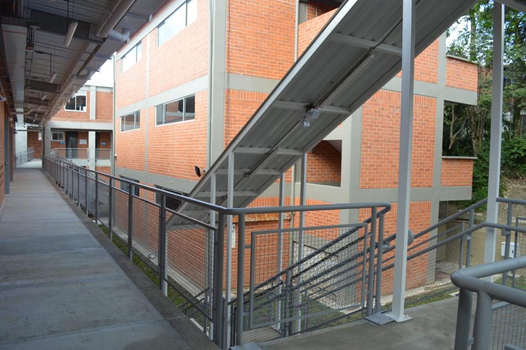 Finalizaron las obras de la institución educativa Ciudad Luz
