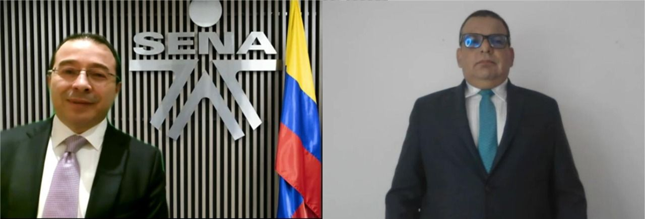 Se posesionó el nuevo director regional del Sena