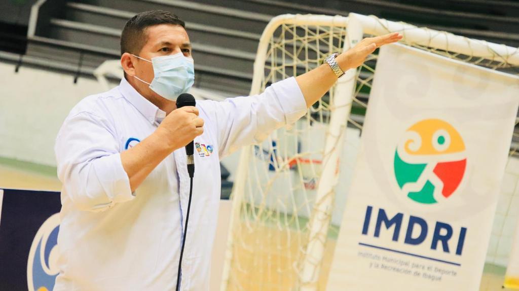 Más de 1.000 niños participarán en el 'Festival Interbarrios de Fútbol Ibagué Vibra'
