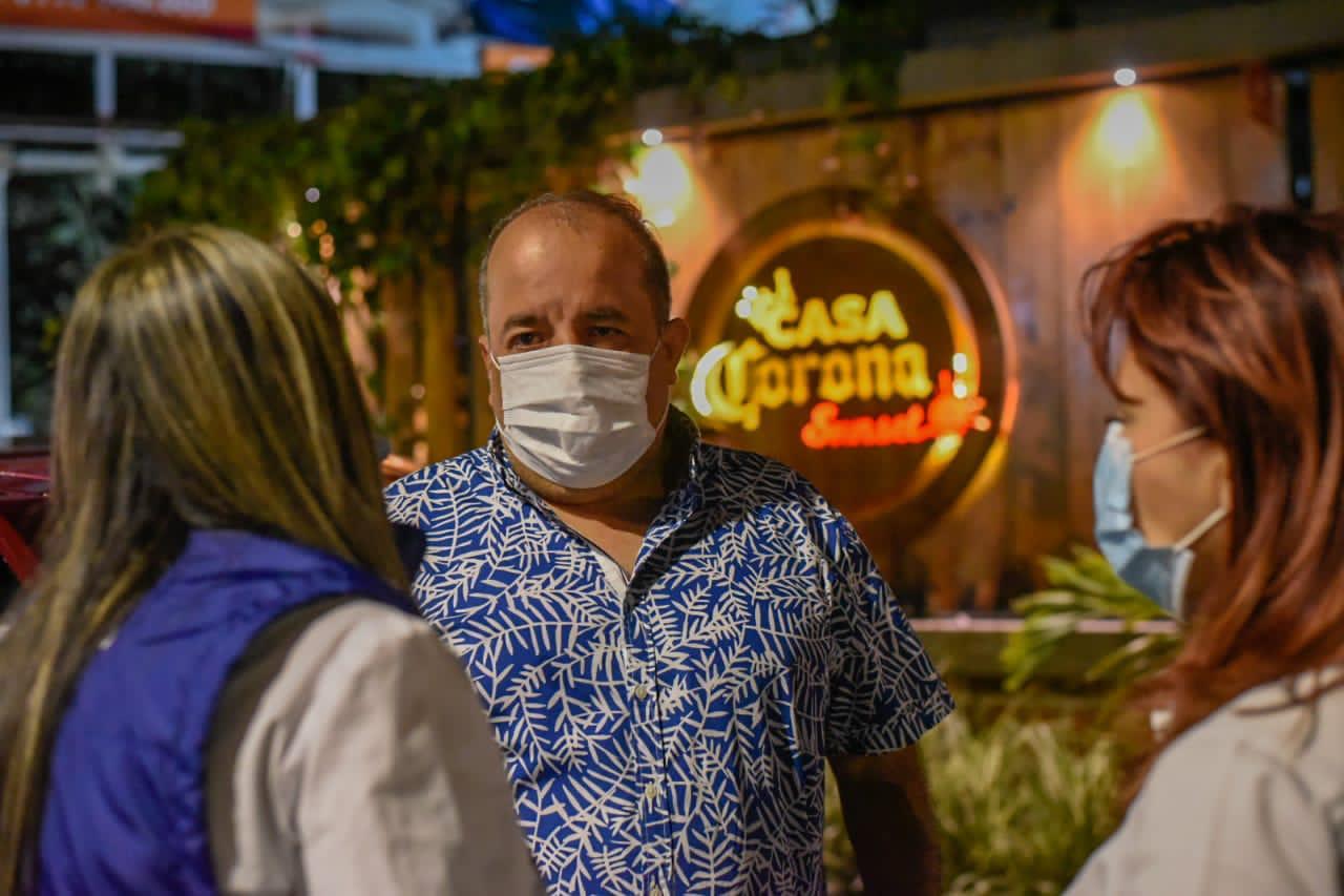 Con operativos de prevención, autoridades de Ibagué acompañan reapertura de bares y gastrobares