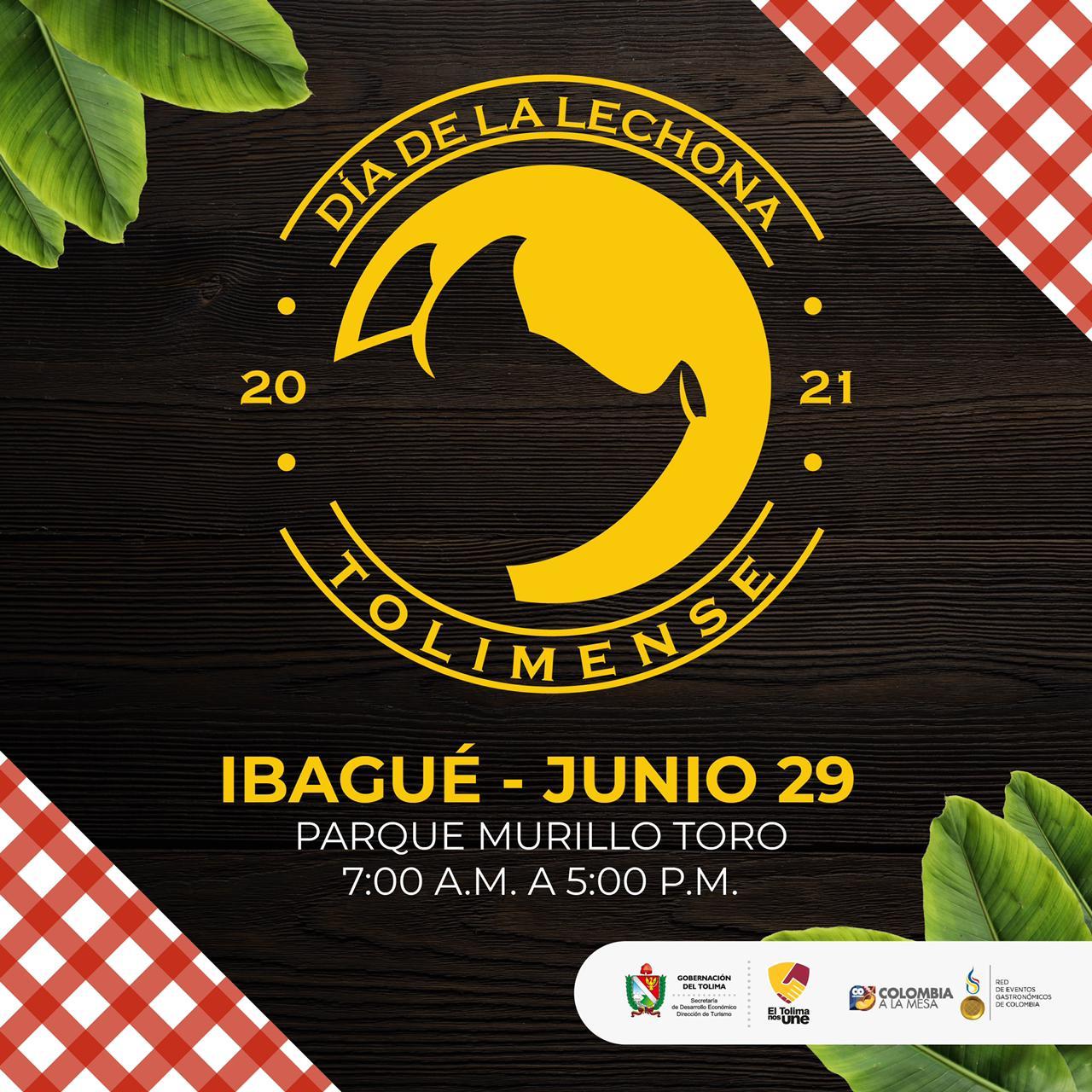 Listos los seleccionados para participar en el Día de lechona Tolimense en Ibagué y El Espinal