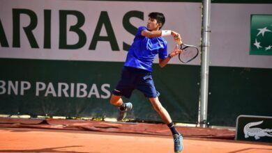 Balance positivo y de aprendizaje dejó la participación de Johan Rodriguez en Roland Garros