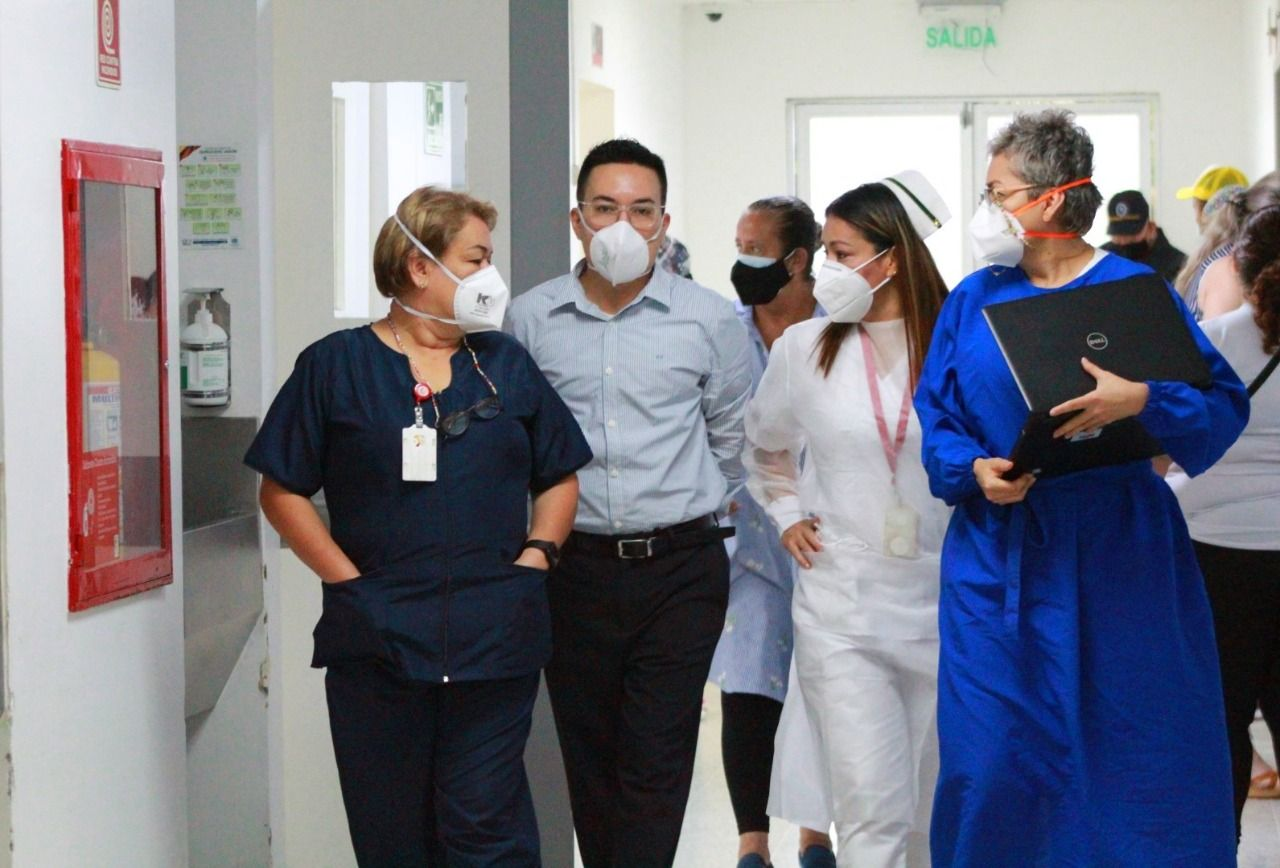 Sobreocupación del servicio de urgencias del Hospital Federico Lleras Acosta