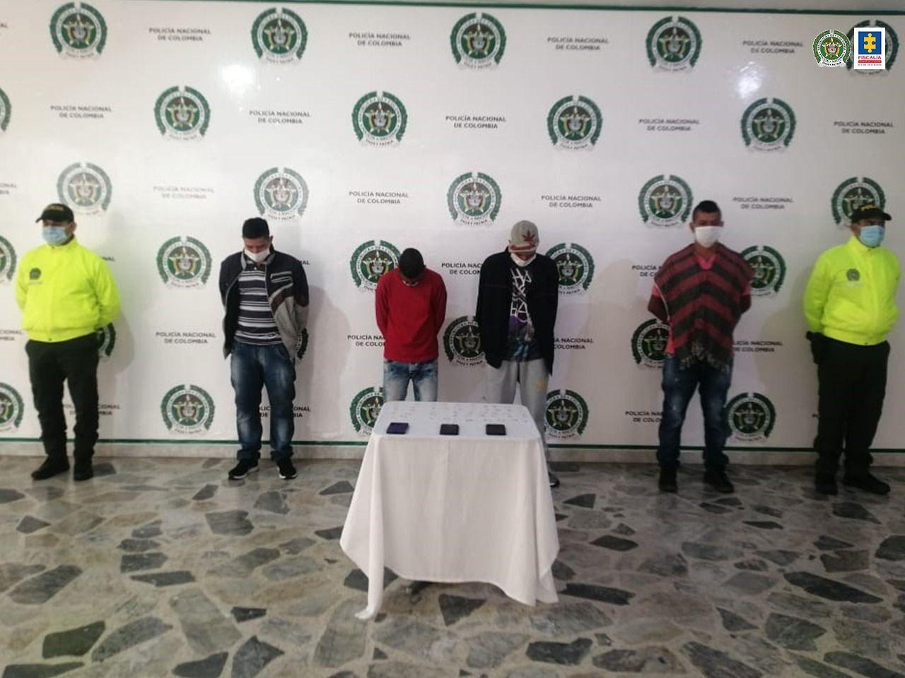 Condenados tres integrantes de la organización delincuencial 'Los Sureños' por tráfico de estupefacientes